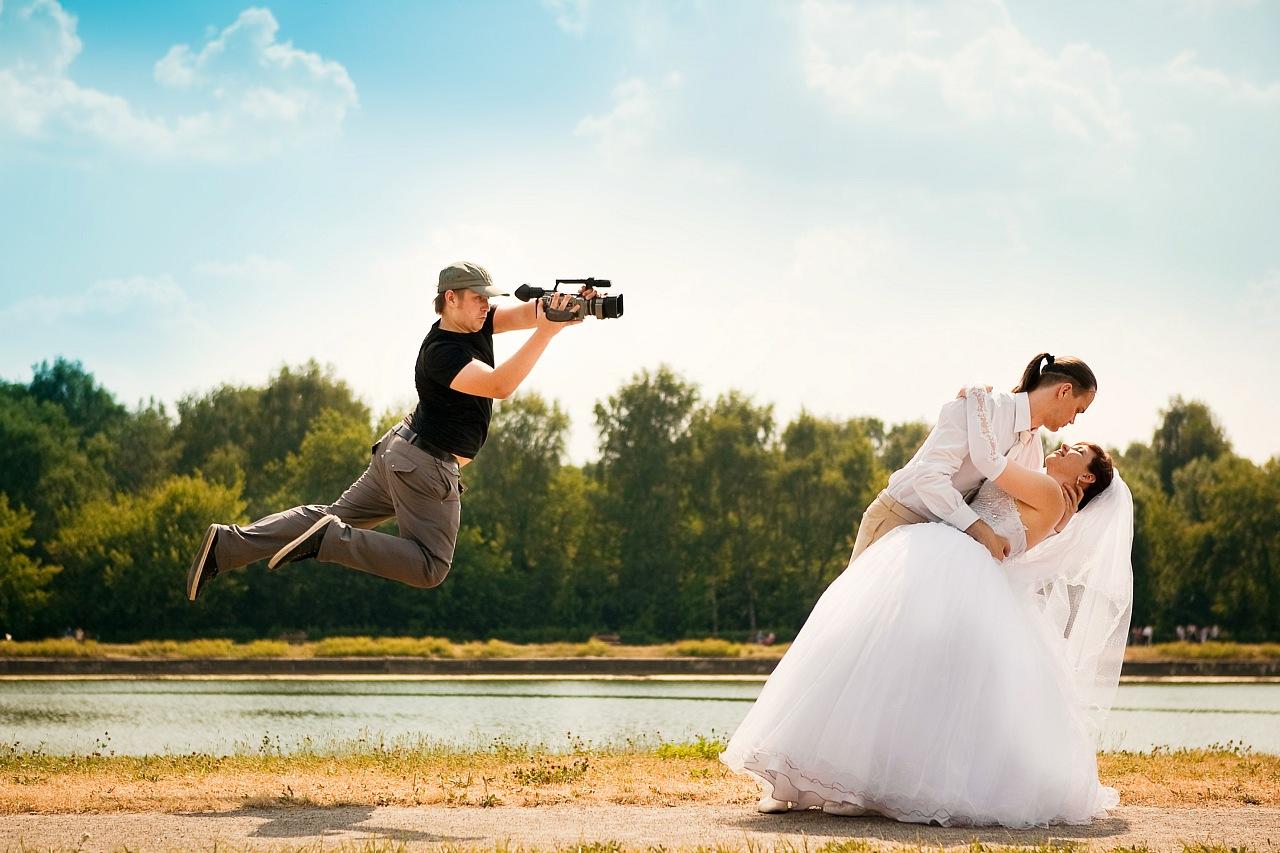 Свадьба видеооператор